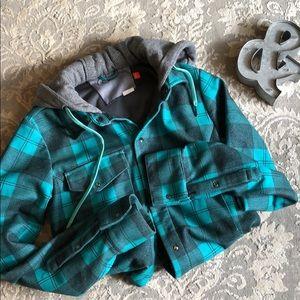 Volcom jacket size small